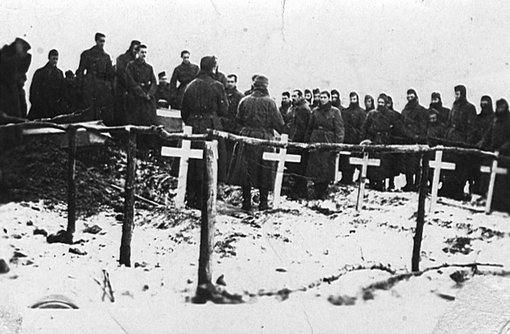 Domingo Rodríguez Romera DIVISION AZUL albaceteños frente ruso 1942 foto 5