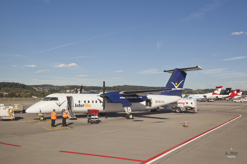 Intersky Bombardier Dash 8