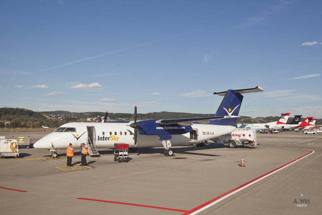 Intersky Bombardier Dash 8