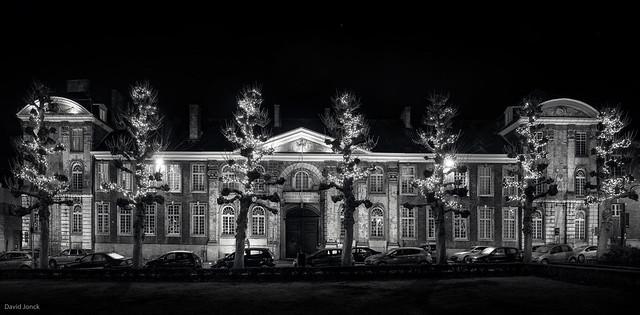 Het Pauscollege KU Leuven - B&W