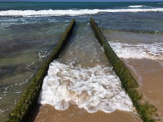 Image of Condado Beach.