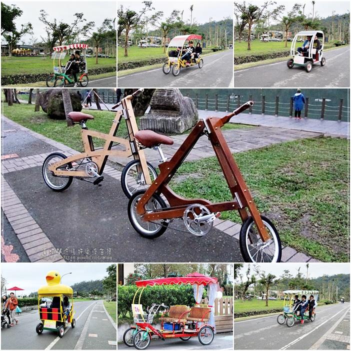 17梅花湖腳踏車