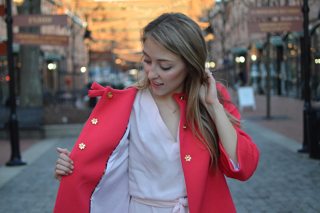 bow coat | allie J. | alliemjackson.com