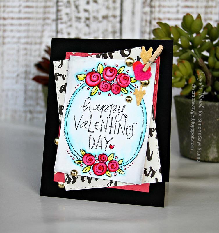 Happy Valentine's Day card #1