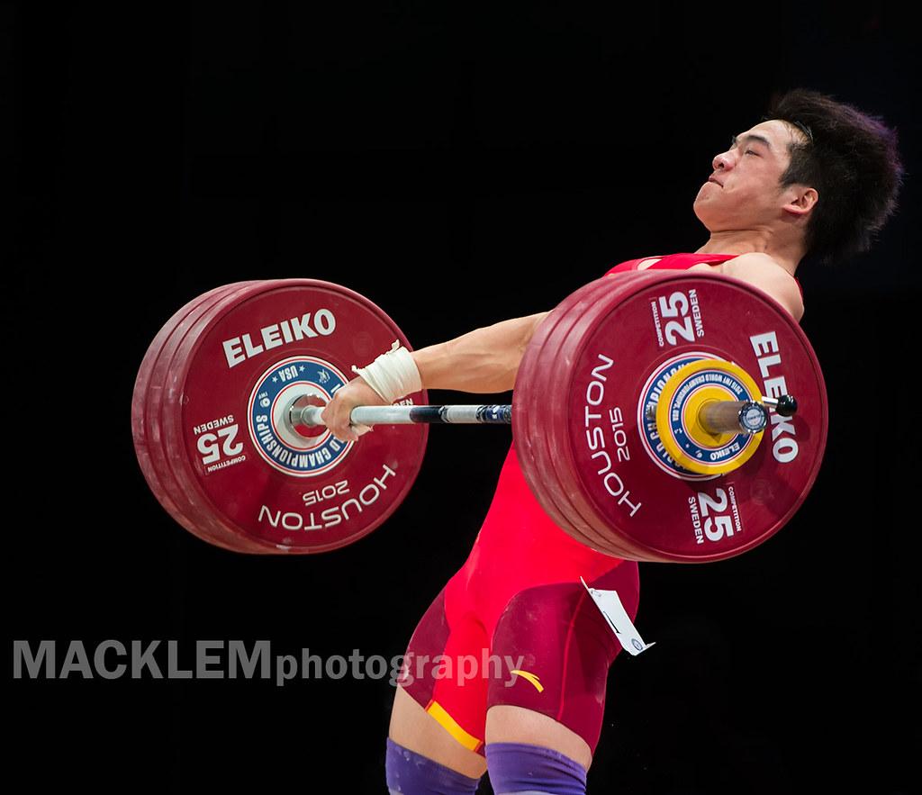 TIAN Tao China 85kg