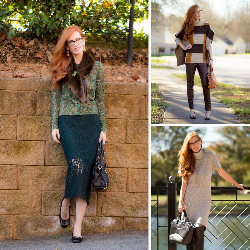 Over 40 Fashion Blogger Jess - Elegantly Dressed and Stylish