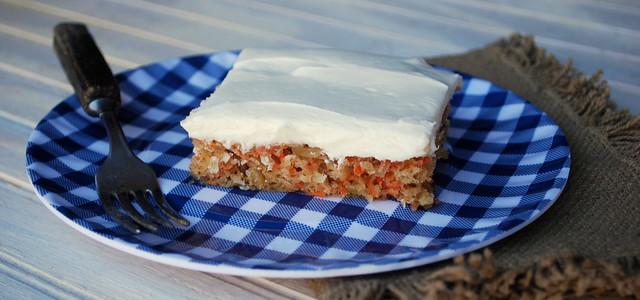 Carrot Cake Bars 3