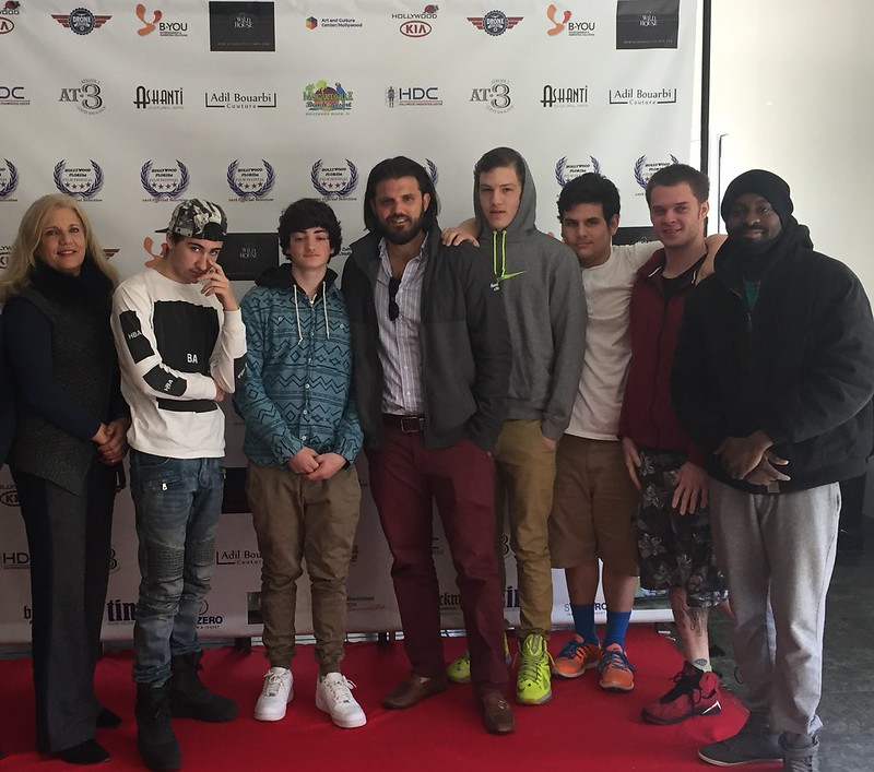 Inspirations Academy visits Hollywood Florida Film Festival thumbnail