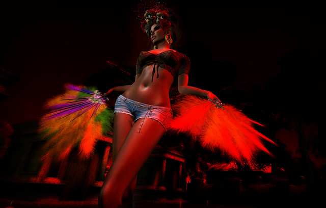 Mardi Gras Photo Challenge – Photo #1- babygirl Luv