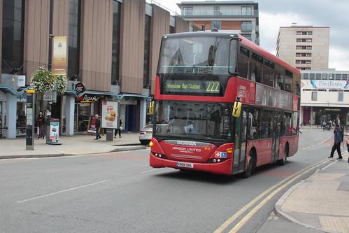 London United SP25 YN08DHL