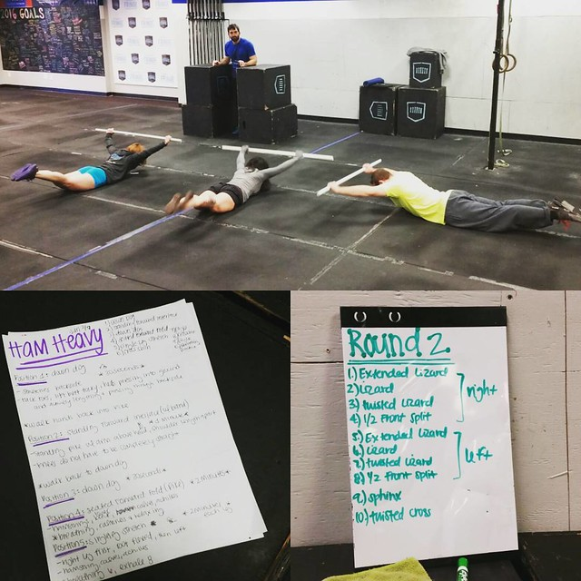 ROMWOD Mobility Classes - CrossFit Fringe