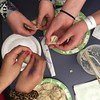 Fourth grade dumpling makers at @theschoolatcolumbia @aschelino @tinachiudesigns. #ChineseNewYear #eeeeeats
