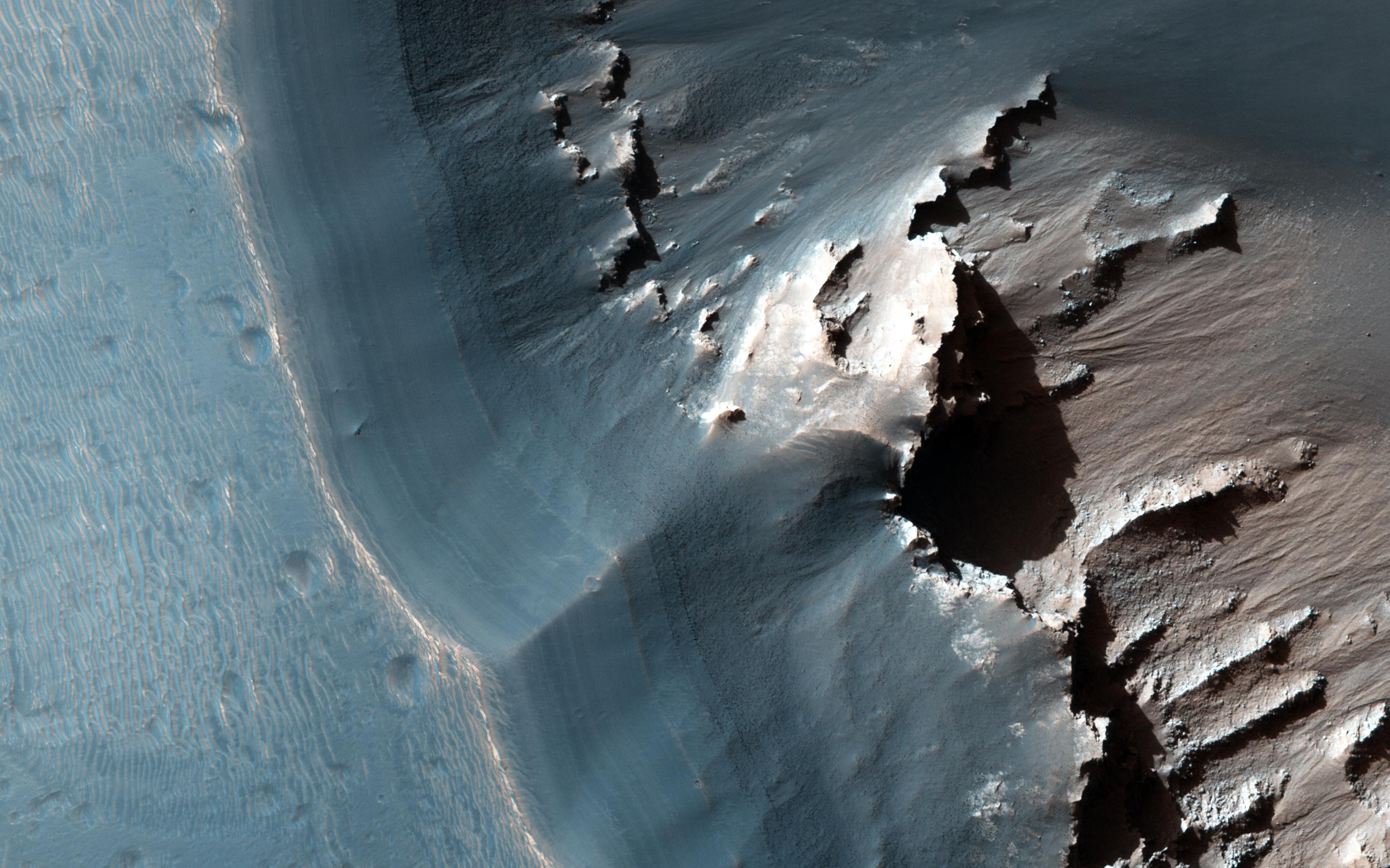 Jarosite in the Noctis Labyrinthus Region of Mars