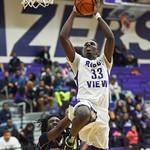 RVHS Men's Varsity Basketball vs LEHS 2/9/16