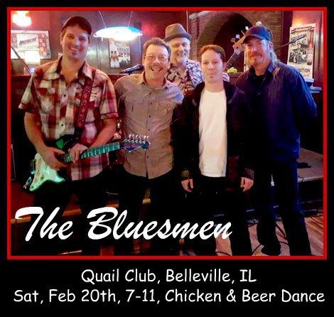 The Bluesmen 2-20-16