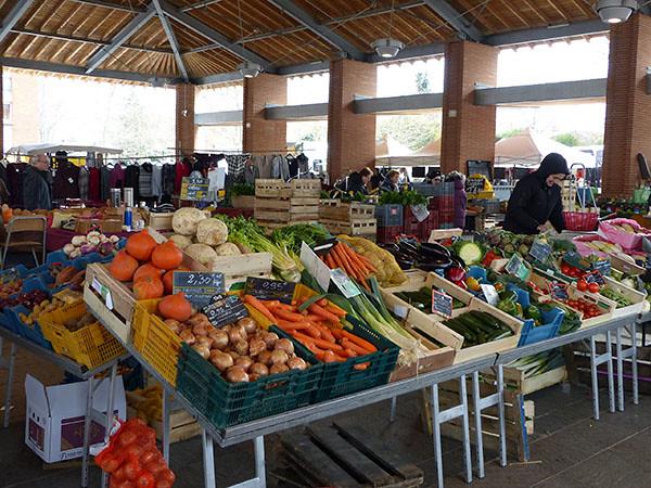 marché de castanet