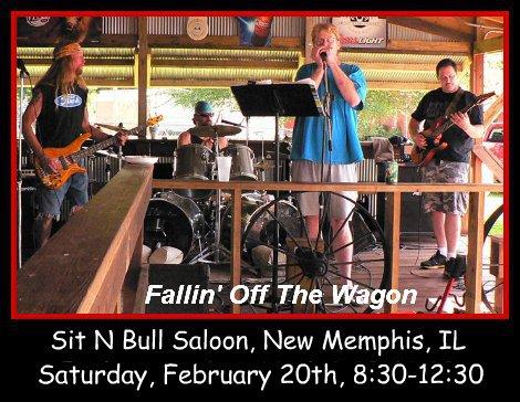 Fallin' Off The Wagon 2-20-16