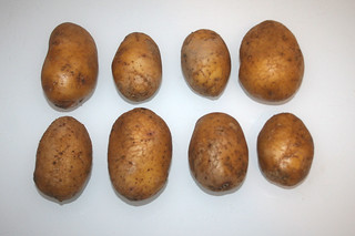 05 - Zutat Kartoffeln / Ingredient potatoes