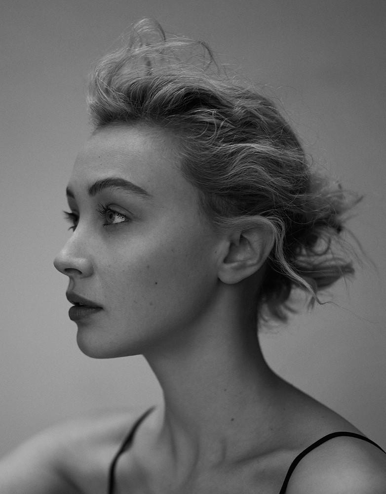 Сара Гадон — Фотосессия для «Interview» 2016 – 2