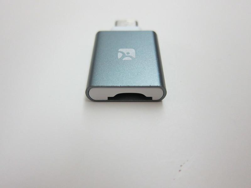 Dash microSD - microSD Slot