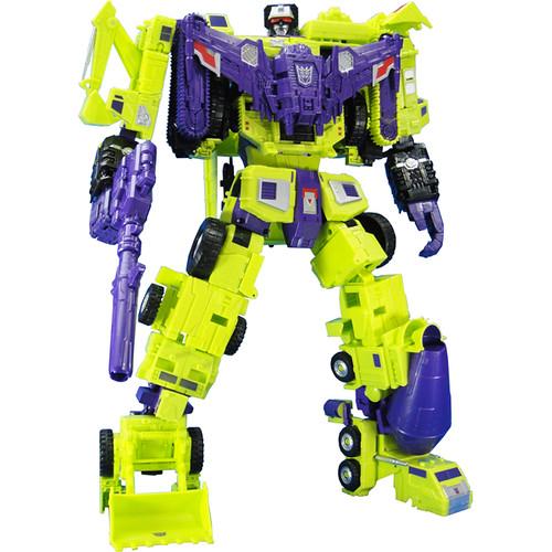Transformers Unite Warriors Devastator official image 00
