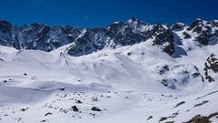 Widok z przełęczy Col d