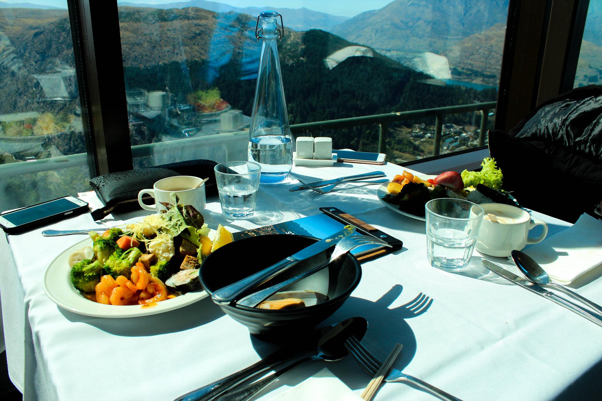 Stratosfare restaurant
