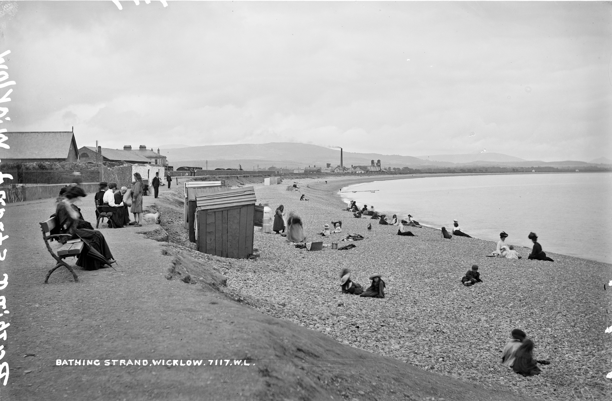 Bathing Strand, Co. Wicklow