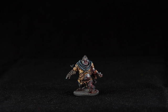 ZOMBICIDE: Black Plague - Fatty .002