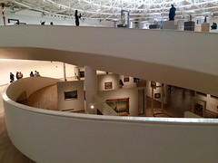 Inside the Museo Soumaya