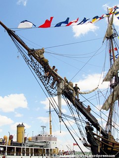 Tall Ships 2012 halifax nova scotia bounty
