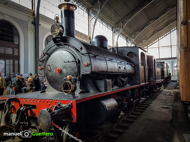 Museo del Ferrocarril - Madrid