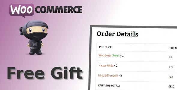 WooCommerce Free Gift v1.7.6
