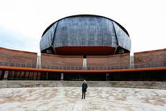 Auditorio de la Música, Rome, Renzo Piano