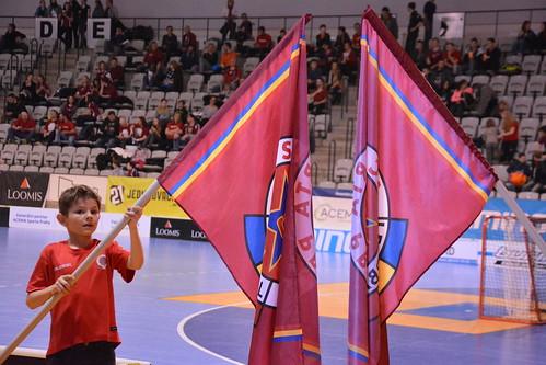 ACEMA Sparta Praha vs. Florbal Chodov