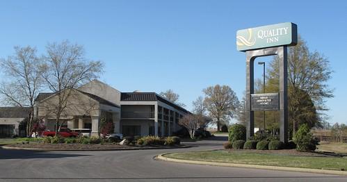 tennessee motels us51 unioncitytenn qulaityinn obioncountytenn