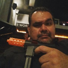 at the drafthouse, we're serious about no talking #alamodrafthouse #bigtroubleinlittlechina #capguns #2ndamendmentrights