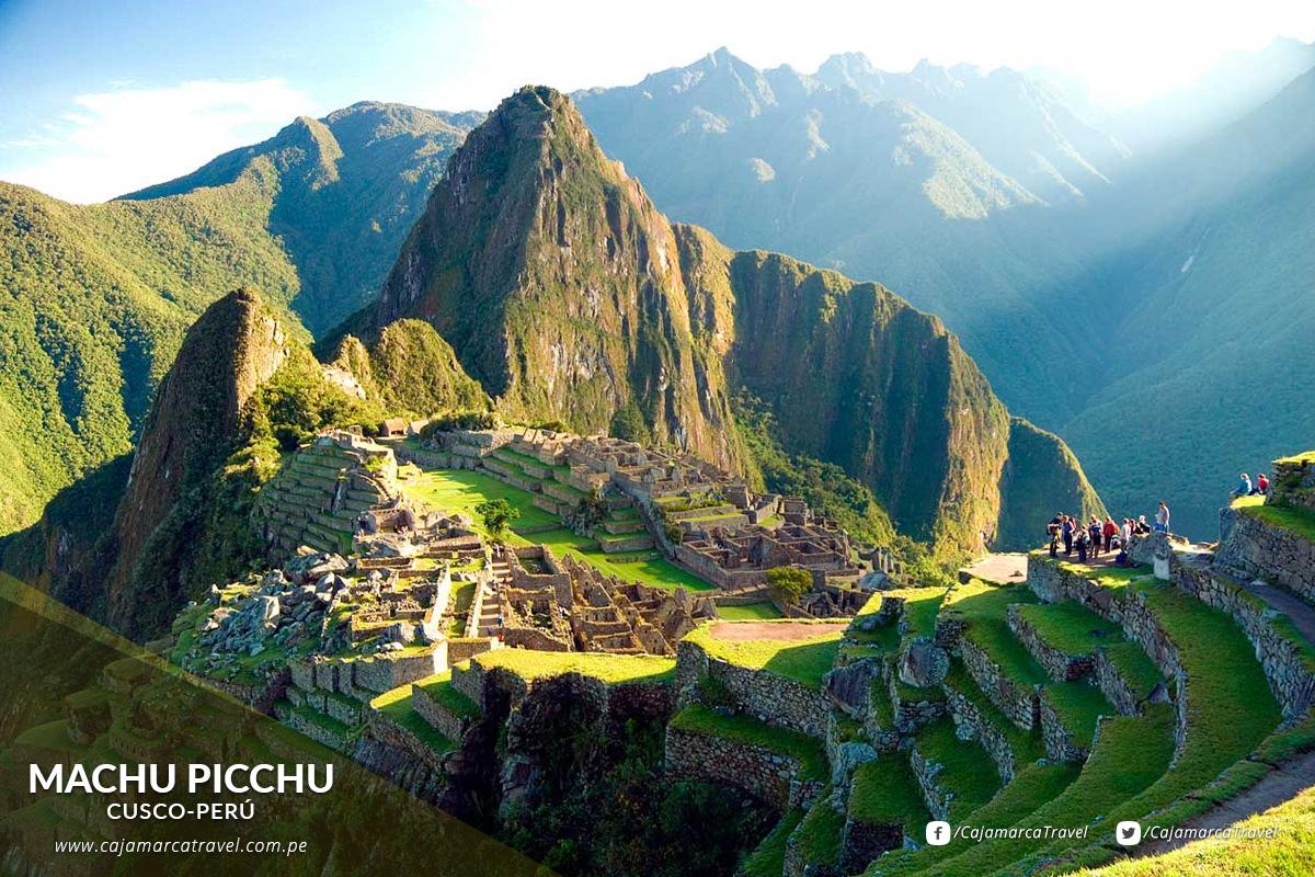 Machu Picchu, principal destino turístico del Perú y uno de los más importantes del mundo.
