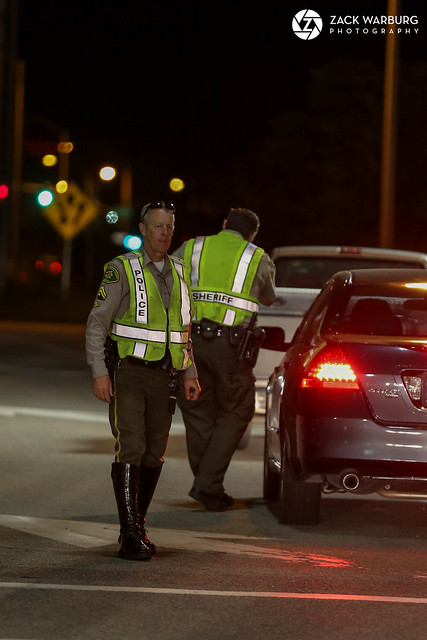 SBSO DUI Checkpoint