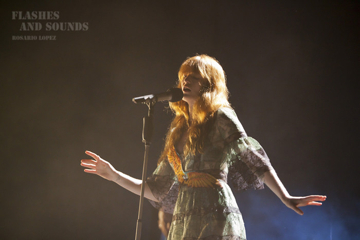 Florence + the Machine en Barcelona