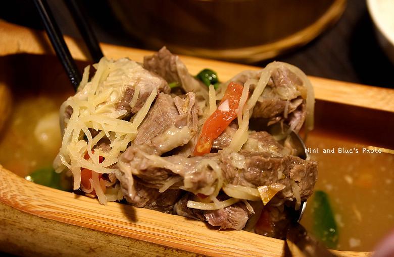 台中泰式料理云禾精誠路巷弄酸辣湯雲南料理11
