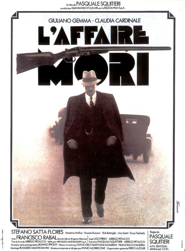 Il Prefetto di Ferro - Poster 2