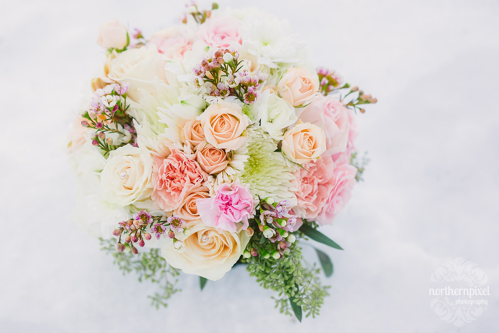 Bridal Bouquet Prince George BC