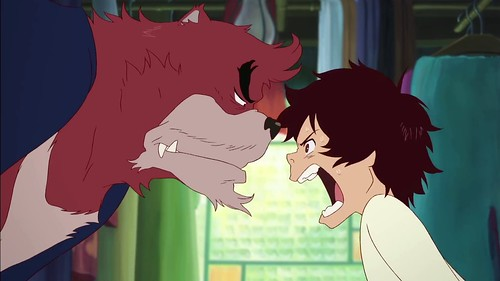 The Boy and the Beast - screenshot 1