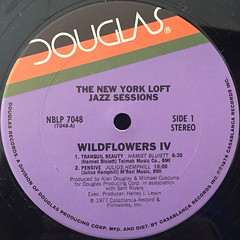 V.A.:WILDFLOWERS 4(LABEL SIDE-A)