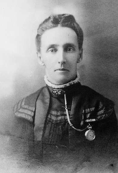 Julia Florence Norris, nee Marshal (1852 -1927)