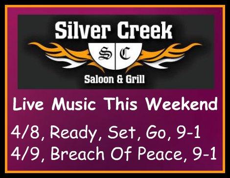 Silver Creek 4-8-16