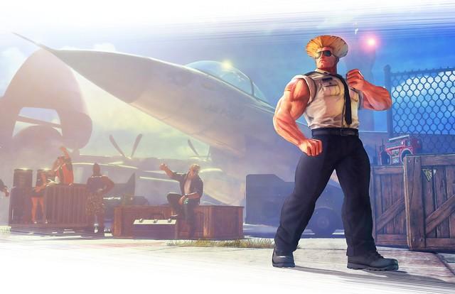 Street Fighter 5 - Image15