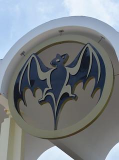 Bacardi Bat