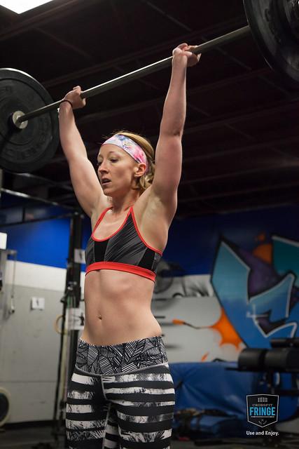 CrossFit Open Workout  16.5